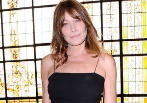 Carla Bruni évoque ses 50 ans : « je n'aime pas les rides »