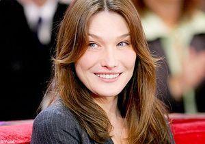 Carla Bruni évoque son mariage avec Nicolas Sarkozy