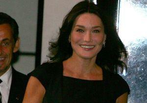 Carla Bruni-Sarkozy lance son site web