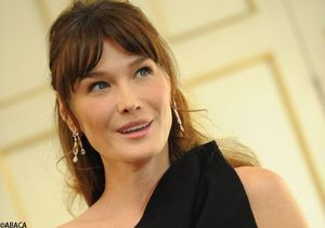 Carla Bruni serait-elle enceinte ?
