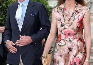 Caroline de Monaco n'a pas quitté son mari !