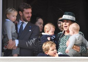 Caroline de Monaco : ses petits-enfants font le show lors de la fête nationale
