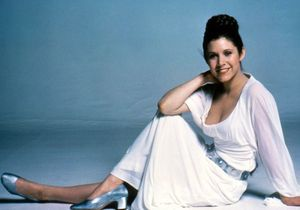 Carrie Fisher, le destin d'une princesse