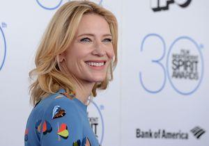 Cate Blanchett : « Devenir mère pour la quatrième fois c'est extraordinaire »