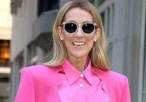 Céline Dion, émue par le soutien de ses fans lors d'une date très symbolique