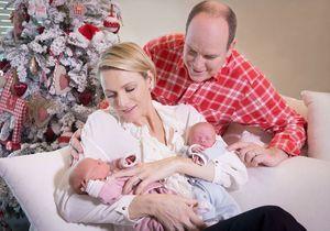 Charlène de Monaco : les premières photos des bébés