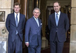 Charles, William ou Harry : qui est le plus populaire ?