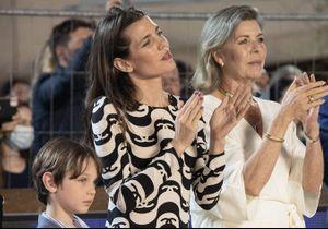 Charlotte Casiraghi : rare apparition complice avec son fils Raphaël Elmaleh