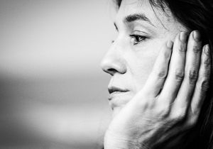 Charlotte Gainsbourg, photographiée par Kate Barry