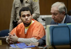 Chris Brown condamné à un an de prison
