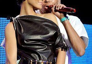Chris Brown soupçonné d'avoir agressé… Rihanna !