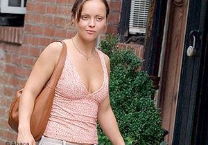 Christina Ricci interdite de shopping