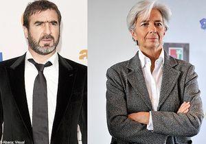 Christine Lagarde se moque d'Eric Cantona