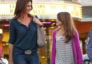 Cindy Crawford arrête la carrière de mannequin de sa fille