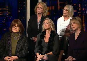 Cinq victimes présumées de Bill Cosby témoignent en direct à la télé