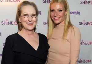 Comment Gwyneth Paltrow a sauvé le Thanksgiving de Meryl Streep