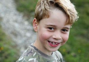 Comment le prince George a-t-il célébré son huitième anniversaire ?