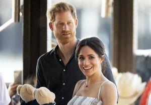 Comment Meghan et Harry ont informé la famille royale de la naissance de Lilibet