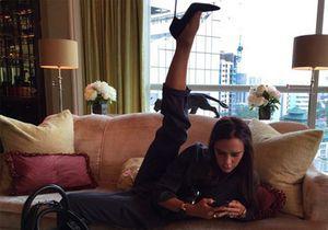 Connaissez-vous l'Instasplit, la tendance préférée des stars sur Instagram lancée par Victoria Beckham ?