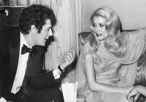 Couple de légende : Catherine Deneuve & Marcello Mastroianni, de la passion à l'amitié