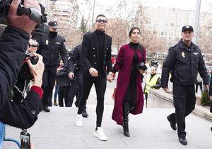 Cristiano Ronaldo : condamné à de la prison ferme, il sort du tribunal avec le sourire