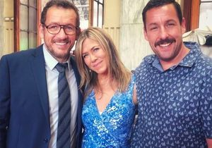Dany Boon et Jennifer Aniston : la photo inattendue de leur amitié