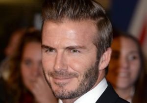 David Beckham : c'est lui qui décide de la coiffure de Harper