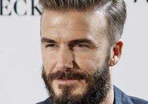 David Beckham obligé de se raser la barbe pour sa femme !