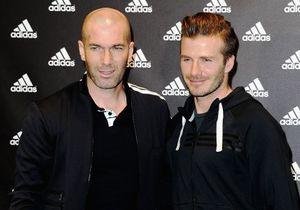 David Beckham rend un hommage émouvant à son ami Zinédine Zidane pour son anniversaire