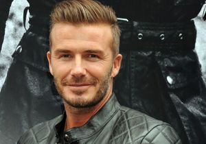David Beckham s'engage contre le virus Ebola avec l'Unicef