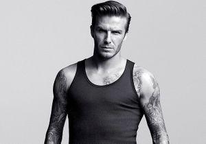 David Beckham, torse nu pour H&M