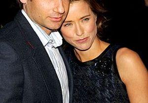 David Duchovny se sépare de sa femme