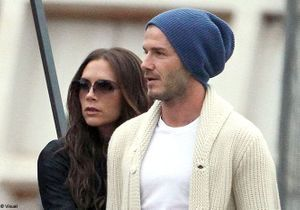 David et Victoria Beckham à Paris ce week-end… en repérage ?