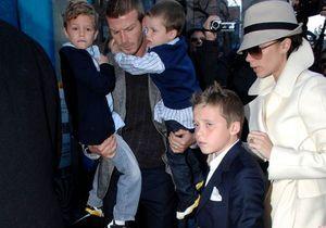 David et Victoria Beckham : pas de 4ème bébé en vue