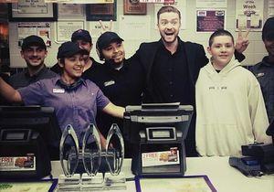 Découvrez où Justin Timberlake a fêté son triomphe après les People's Choice Awards
