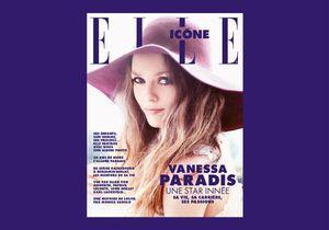 Découvrez Vanessa Paradis dans le hors-série ELLE ICÔNE
