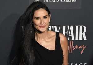 Demi Moore, Charlize Theron et Sharon Stone : trio glamour à Los Angeles