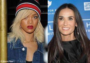 Demi Moore, effondrée : Ashton Kutcher en couple avec Rihanna ?