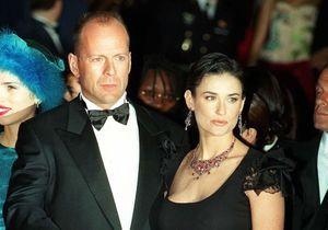 Demi Moore et Bruce Willis sont confinés ensemble