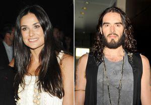 Demi Moore et Russell Brand : une étrange complicité !