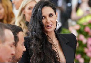 Demi Moore pose nue à 56 ans et bouleverse ses filles