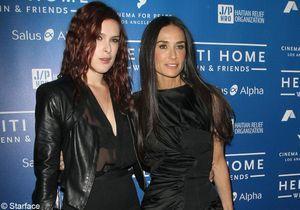 Demi Moore : Ses filles se liguent contre elle