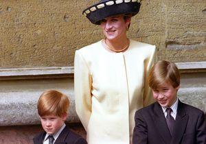 Des photos exclusives de la princesse Diana dévoilées par ses fils