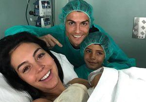 Deux jours après son accouchement, la compagne de Cristiano Ronaldo a déjà retrouvé la ligne