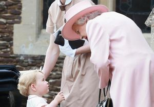 Devinez comment prince George surnomme Elizabeth II ?