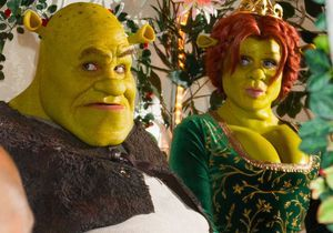Devinez quel célèbre couple se cache sous ce déguisement de Shrek et Fiona ?