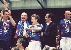 Didier Deschamps : ses souvenirs avec Jacques Chirac lors du Mondial 1998