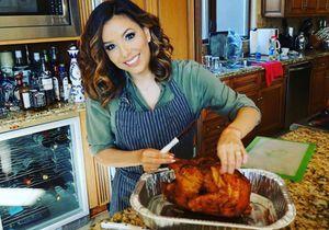 Dinde et réunions familiales : à quoi ressemble le Thanksgiving des stars ?