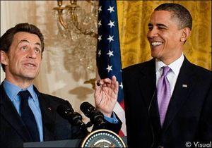 Dîner Obama-Sarkozy : des BD d'Astérix pour Sasha et Malia