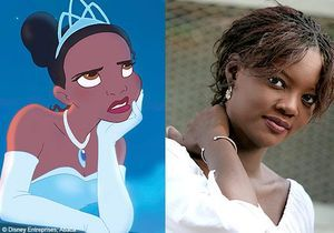 Disney Challenge : Tiana contre Rama Yade